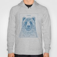 Bear (Ivory) Hoody