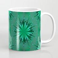 Seafoam Bursts - HS Seri… Mug