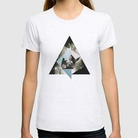 Kindred Womens Fitted Tee Ash Grey SMALL