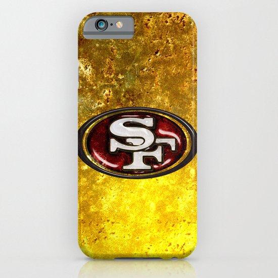 San Francisco 49'ers Logo iPhone & iPod Case