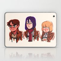 Shiganshina Laptop & iPad Skin