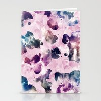 Ink Blooms Stationery Cards