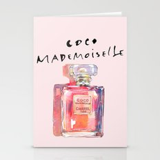 Perfume Coco Mademoisell… Stationery Cards