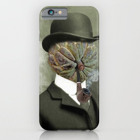 Sir Custard Bowler iPhone & iPod Case