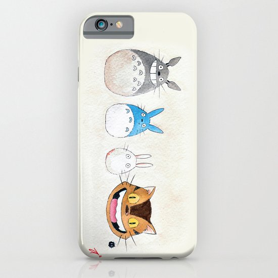 Make the Unlikeliest of Friends, Wherever You Go iPhone & iPod Case