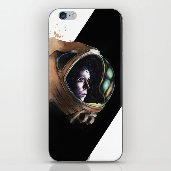 Ripley iPhone & iPod Skin