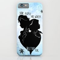 Some People Are Worth Me… iPhone 6 Slim Case
