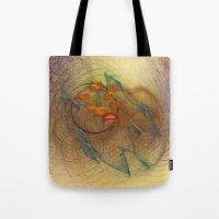 Little Dumbbell Nebula  Tote Bag