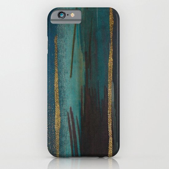 Art textiles iPhone & iPod Case