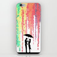 Love's Colours iPhone & iPod Skin