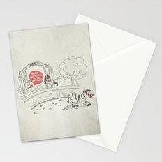 Sloth - Lazybra Stationery Cards