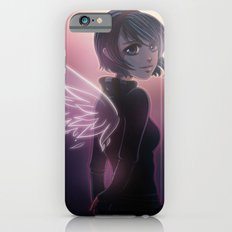 Anna Blue - Angel iPhone 6 Slim Case