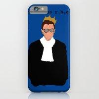 Notorious R.B.G. iPhone 6 Slim Case