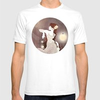 Rapunzel Mens Fitted Tee White SMALL