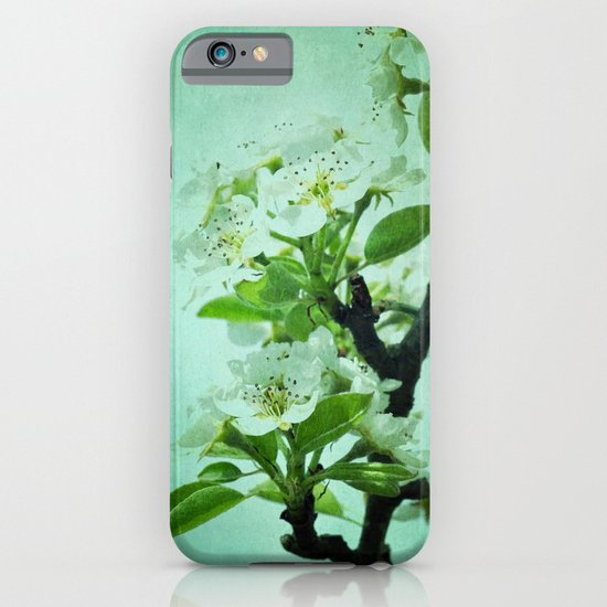 under the pear tree iPhone & iPod Case