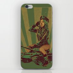 'Ready for Battle' iPhone & iPod Skin