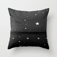 Shine Bright Throw Pillow