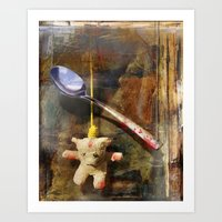 The Care And Feeding Of … Art Print