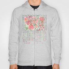 Raindrops on Roses Hoody