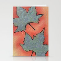 Autumn 2013 Drawing Medi… Stationery Cards