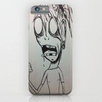 iPhone & iPod Case featuring Mmm Ice Cream. by John Budreski