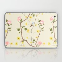 Jenny Chinoiserie  Laptop & iPad Skin