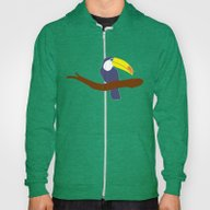 The Toucans Hoody