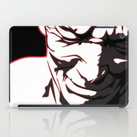 Anguish iPad Case
