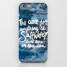 Saltwater iPhone 6s Slim Case