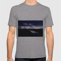 Wormerveerse Polder Mens Fitted Tee Athletic Grey SMALL