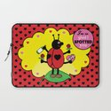Lovebugs - I'm so glad I spotted you Laptop Sleeve