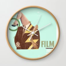 Charles Brown the story continued Wall Clock