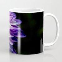 Burst of Purple  Mug