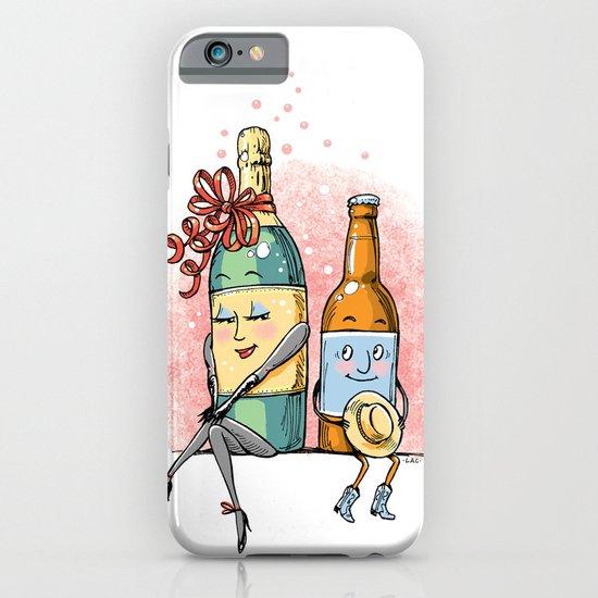 Bottled Romance iPhone & iPod Case