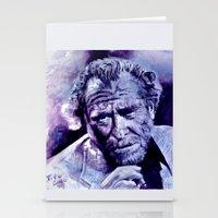 BUKOWSKI . Original Pain… Stationery Cards