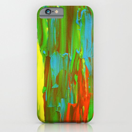 Abstract Painting 28 iPhone & iPod Case