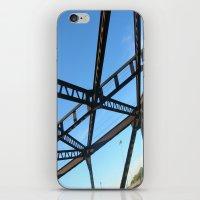 Bridge In Mpls iPhone & iPod Skin