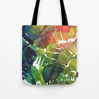 The Jungle Vol 5 Tote Bag