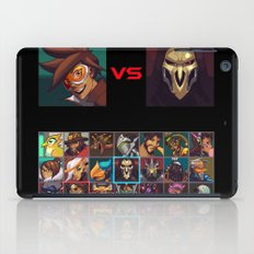 Select your Character! iPad Case