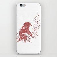 Golden Bear iPhone & iPod Skin