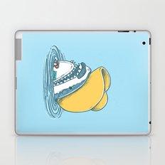 Funny Hat Shark Laptop & iPad Skin