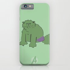 The Incatable Hulk iPhone 6 Slim Case