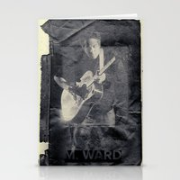 M. Ward Stationery Cards