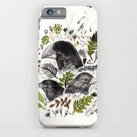 DARWIN FINCHES iPhone 6 Slim Case