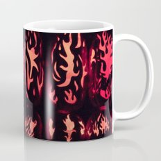 Wall of Flame Mug