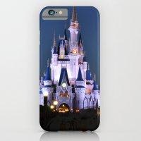 iPhone & iPod Case featuring Cinderella's Castle II by Natasha Crosby