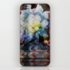 there's no time like the present iPhone & iPod Skin