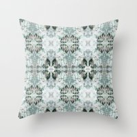 Cell Life 4 Throw Pillow