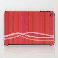 Strawberry Waves iPad Case