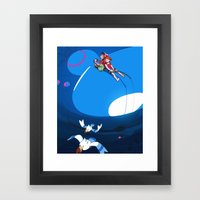 HM03 Framed Art Print